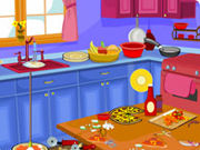 Play Pizza Pie Clean Up