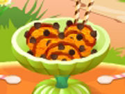 Play Pumpkin ice cream