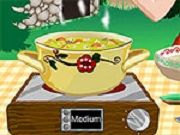 Play Rustic Vegetable Soup