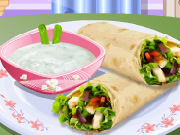 Play Sandwich wraps