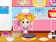Play Kiki Raspberry Tart