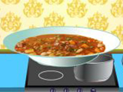 Play Winter Vegetable Soup game