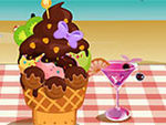 Play Summer ice cream game