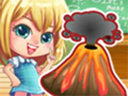 Play Barbie Volcano Project