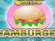 Play Cooking Trends Hamburger Cake