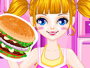 Play Burger and Fries