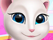 Play Talking Angela Cooking Session