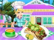 Play Yummy Taco Cooking