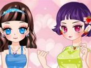 Play Melody of Love Girl Game