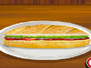 Play Perfect pressed italian sandwiches